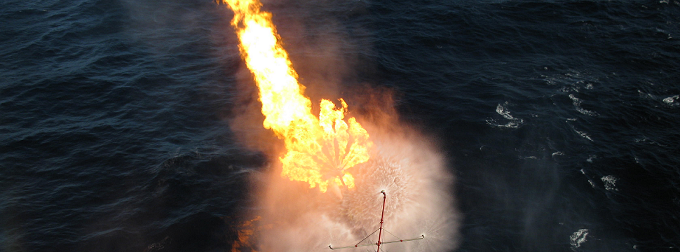 Offshore well testing