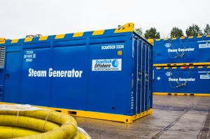 Rigsafe steam generators